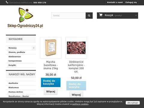 Sklep-Ogrodniczy24.pl - sprawdzone artyku艂y ogrodnicze