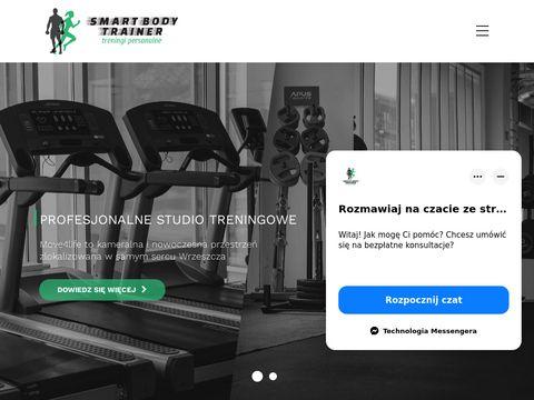 Trener Personalny w Gdańsku �ukasz Kończak