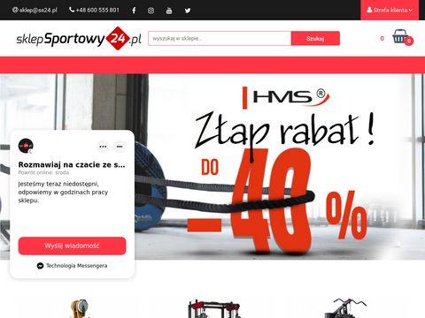 SklepSportowy24.pl - fitness, sport, zabawa