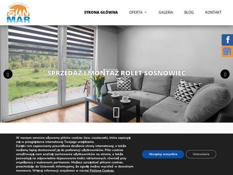 Www.sunmar-rolety.com.pl