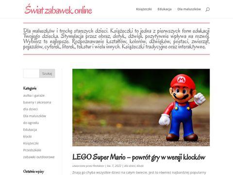 Swiatzabawekonline.com.pl