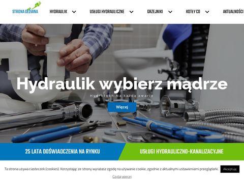 Hydraulik Szczecin - szczecinhydraulik.pl