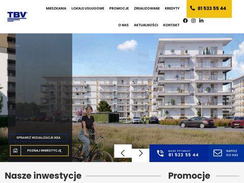 TBV - apartamenty na sprzeda偶 lublin