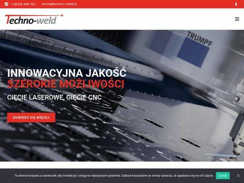 Techno-Weld Katarzyna Szala