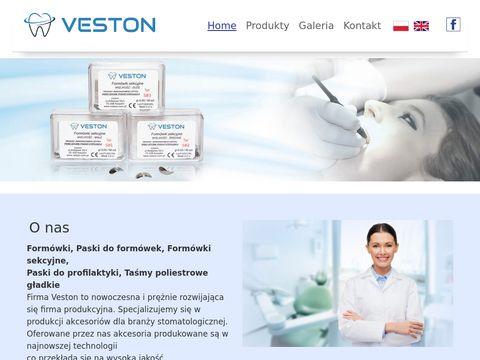 Veston.com.pl - akcesoria stomatologiczne