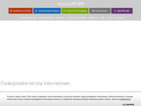 Strony www - wawmedia.pl