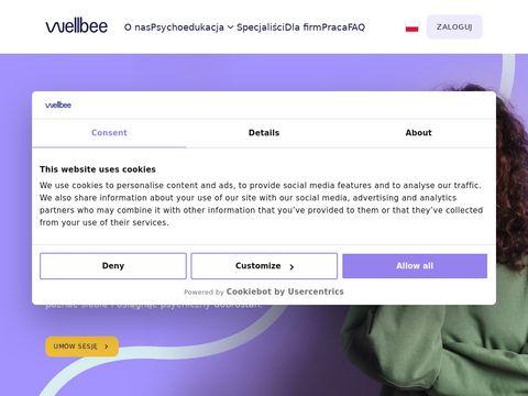 Wellbee psychoterapia online