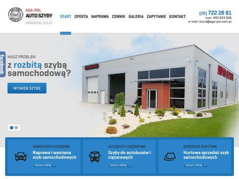 Auto Szyby Samochodowe Warszawa Aga-pol