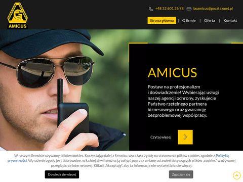Www.agencjaochronyamicus.pl
