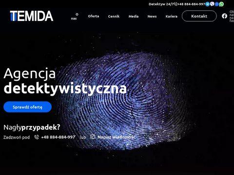 Agencja Detektywistyczna Warszawa - Temida.pl