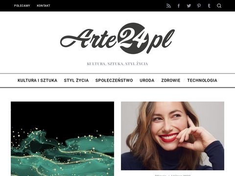 Newsy na portalu arte24.pl