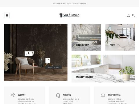 Artstonex.pl elewacja z kamienia naturalnego