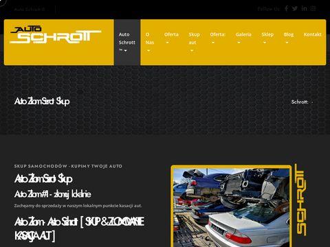 Skup samochod贸w - Auto Z艂om, Skup aut 艢l膮skie