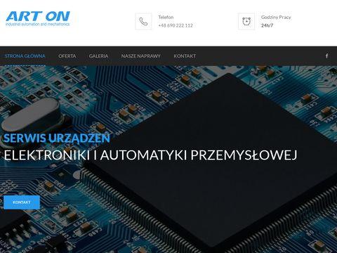 Automatyka przemysłowa - automatyka-mechatronika.pl