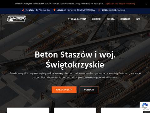 Beton Staszów
