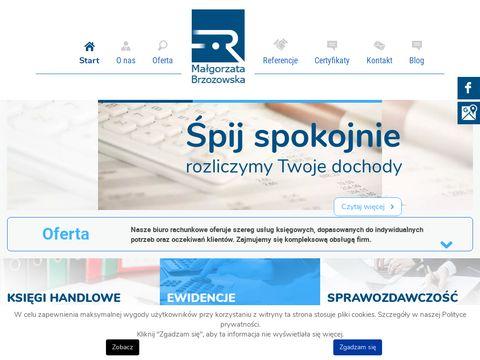Www.biurorachunkowe-fir.pl