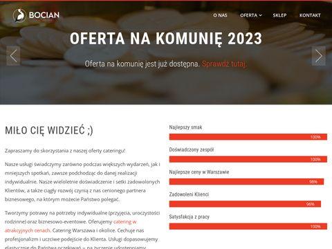Www.bocian-catering.pl
