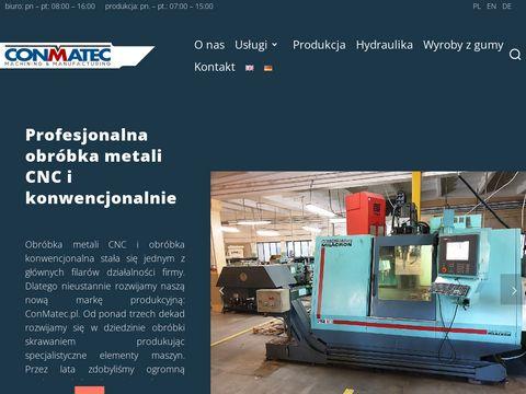 Toczenie CNC Gda艅sk