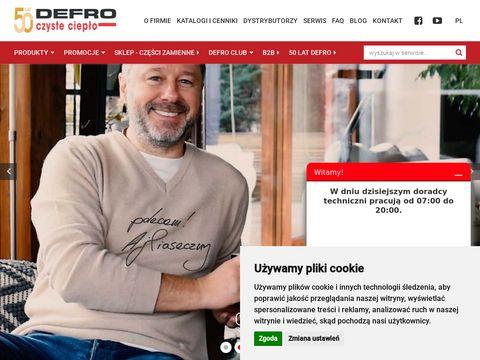 Ogrzewanie - defro.pl