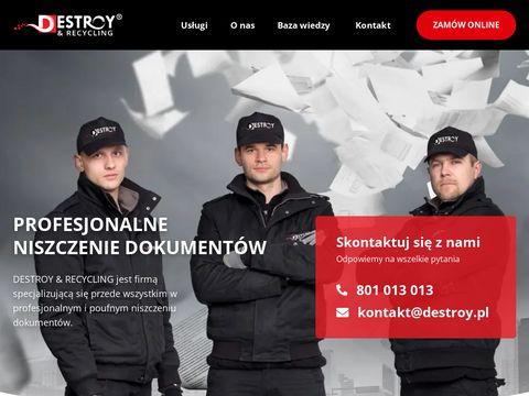 Destroy.pl