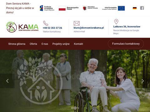 Dom Seniora Kama - Dom Seniora Bydgoszcz