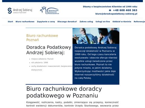Biuro podatkowe Poznań