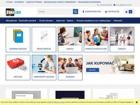 Wydawnictwo EduLex 鈥� dzienniki i druki szkolne