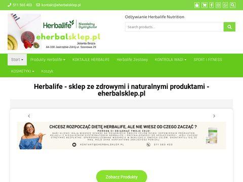 Odżywianie Herbalife Nutrition - Produkty, Zestawy, Koktajle, Sklep Online