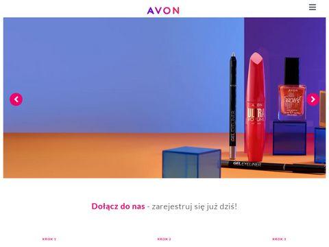 Rosyjskie kosmetyki katalogowe - Faberlic