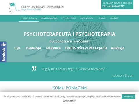 GPiP Szczecin - psychoterapeuta, pomoc psychologiczna, psychoterapia