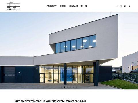 Biuro architektoniczne - architekt Tychy