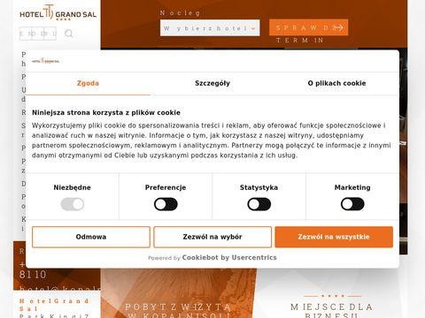 Hotel Grand Sal Wieliczka 鈥� noclegi w Ma艂opolsce