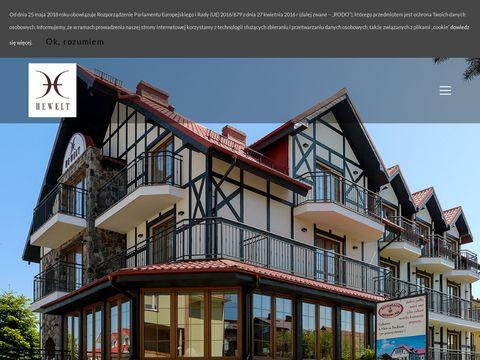 Hotel Władysławowo | Apartamenty Władysławowo | Willa Hewelt
