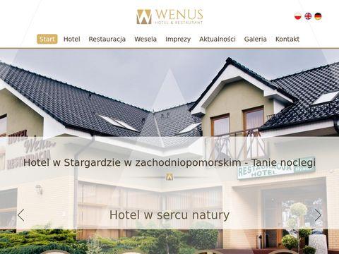 Www.hotel-wenus.pl