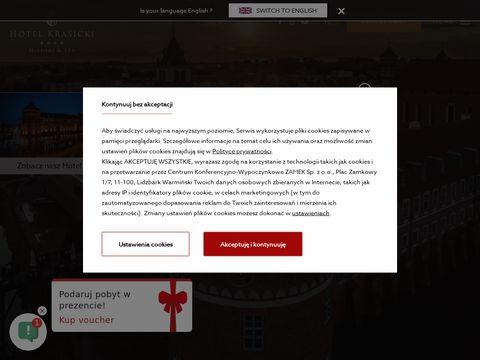 Hotel & SPA Krasicki na Mazurach