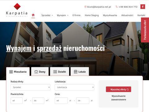 Biuro nieruchomości Rzeszów - Karpatia
