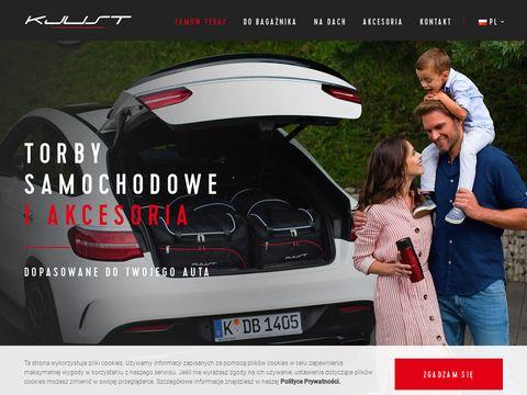 Systemy bagażowe do samochodów - kjust.com