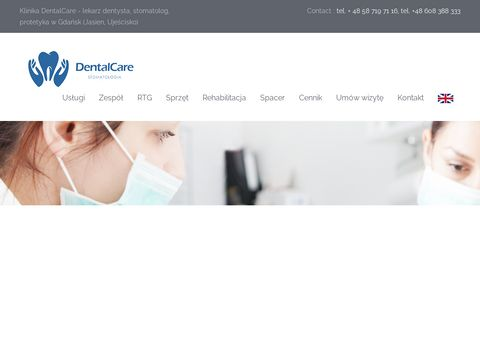Klinikadentalcare.pl