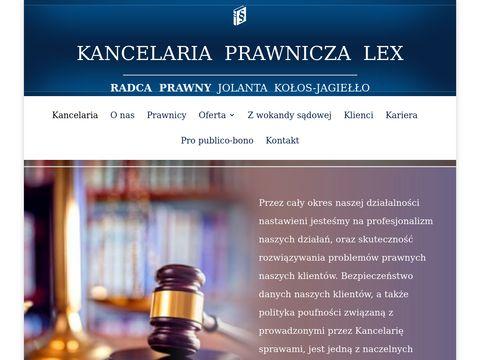Kancelaria Prawnicza LEX