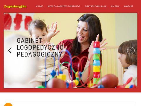 Terapia pedagogiczna Nowy S膮cz