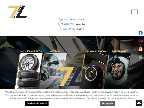 Myjniaprosper.pl car detailing pabianice
