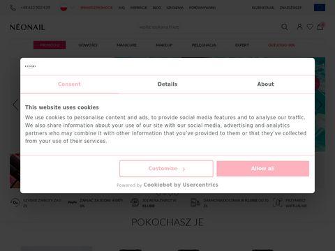 NeoNail - produkty do piel臋gnacji paznokci