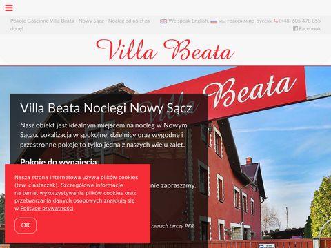 Pokoje GoÅ›cinne Villa Beata - Nowy SÄ…cz