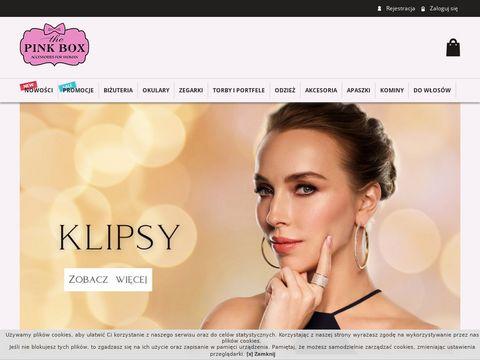 Tanie torebki damskie - pinkbox.com.pl