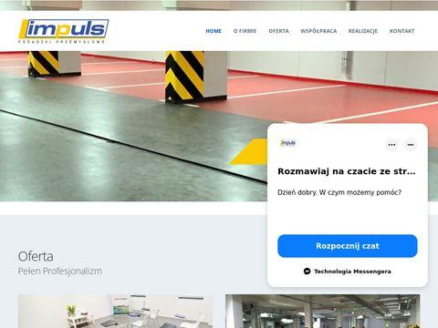 Impuls posadzki betonowe