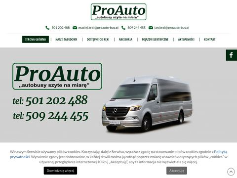 Proauto-bus.pl zabudowy bus贸w