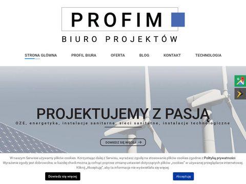 Www.profim.net.pl
