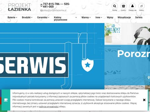 Www.projektlazienka.pl