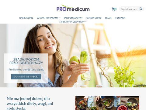 Promedicum.pl Nutrigenomika