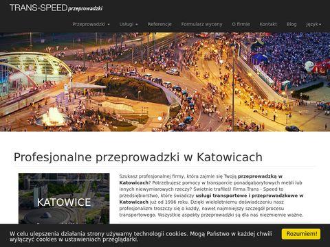 Tanie Przeprowadzki Katowice - Transport mebli i likwidacja mieszka艅